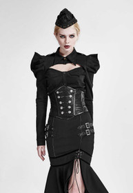 Detail image to PUNK RAVE Uniform Girdle Corset