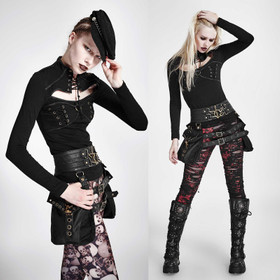 PUNK RAVE Steampunk Waistbags