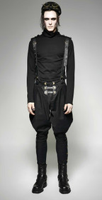 Detail image to PUNK RAVE Steampunk Breeches