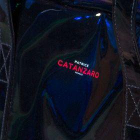 Detail image to PATRICE CATANZARO Le Sac Vinyl Handbag