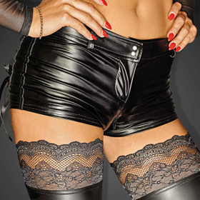 Detailbild zu NOIR HANDMADE Selfish Hot Shorts