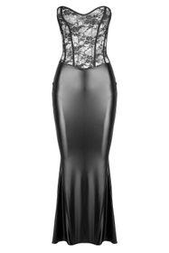 Detailbild zu NOIR HANDMADE Goddess Corsagen-Kleid
