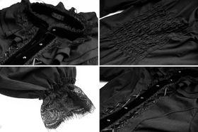 Detail image to PUNK RAVE PYON Gothic Lolita Blouse