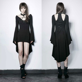PUNK RAVE Dark Witch Dress