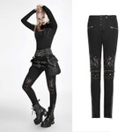 PUNK RAVE Industrial Punk Pants 001