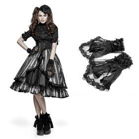 PUNK RAVE PYON Gothic Lolita Hand-Manschetten