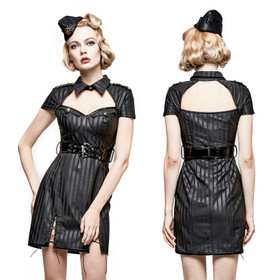 PUNK RAVE Achtung! Uniform Dress