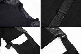Detail image to PUNK RAVE Diabolo Shirt