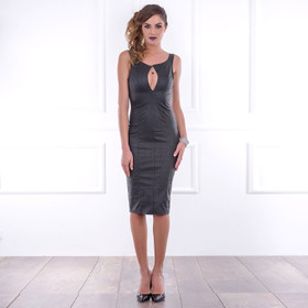 PATRICE CATANZARO Delson Cocktail-Kleid