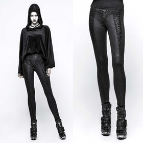 PUNK RAVE Gothic Nobility Treggings