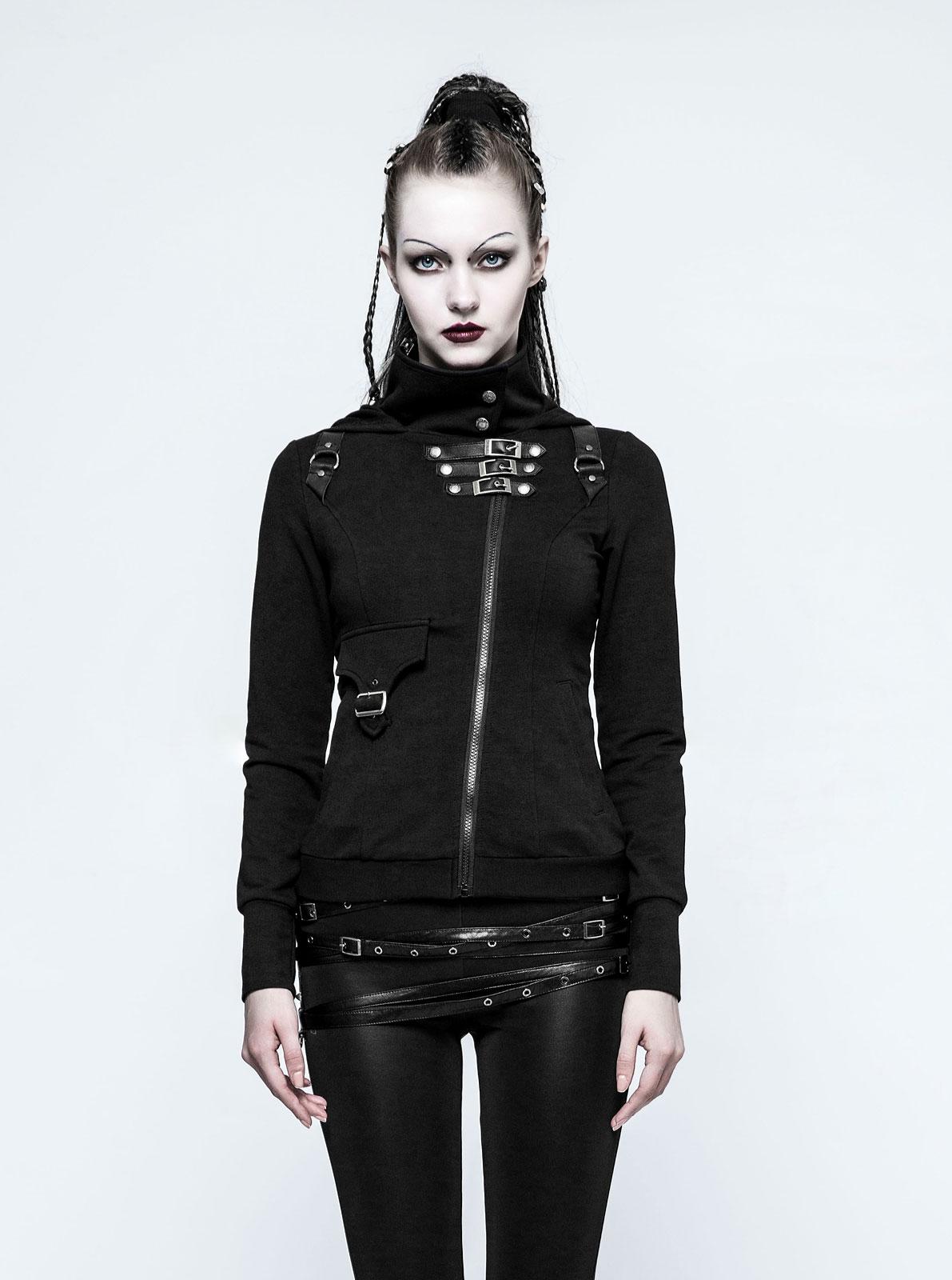 Goth hoodies