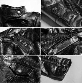 Detail image to PUNK RAVE Moto Jacket
