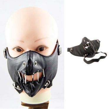 DARK IN LOVE Hannibal Leather Mask