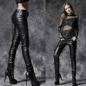 DARK IN LOVE Chain Gang Pants