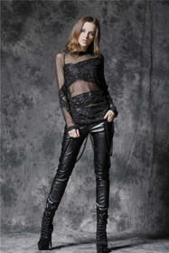 Detailbild zu DARK IN LOVE Chain Gang Pants