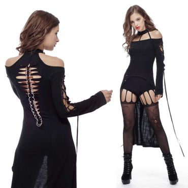 DARK IN LOVE Spinal Vibe Long Shirt
