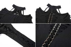 Detailbild zu DARK IN LOVE Spinal Vibe Long Shirt