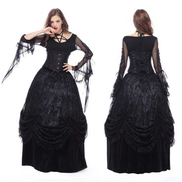 DARK IN LOVE Ball Gown Skirt