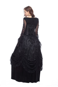 Detailbild zu DARK IN LOVE Ball Gown Skirt