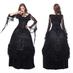 DARK IN LOVE Ball Gown Skirt 001