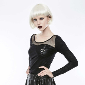 Detail image to PUNK RAVE Nocturnal Top