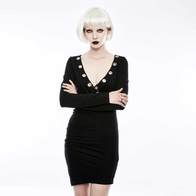Detailbild zu PUNK RAVE Simplicity Dress