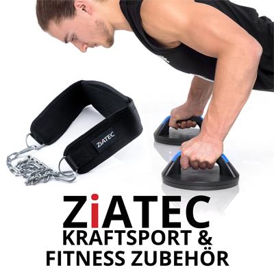 ZiATEC Fitness & Kraftsport Zubehör
