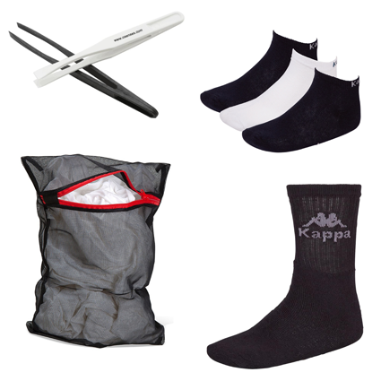 Accessoires Sportbekleidung