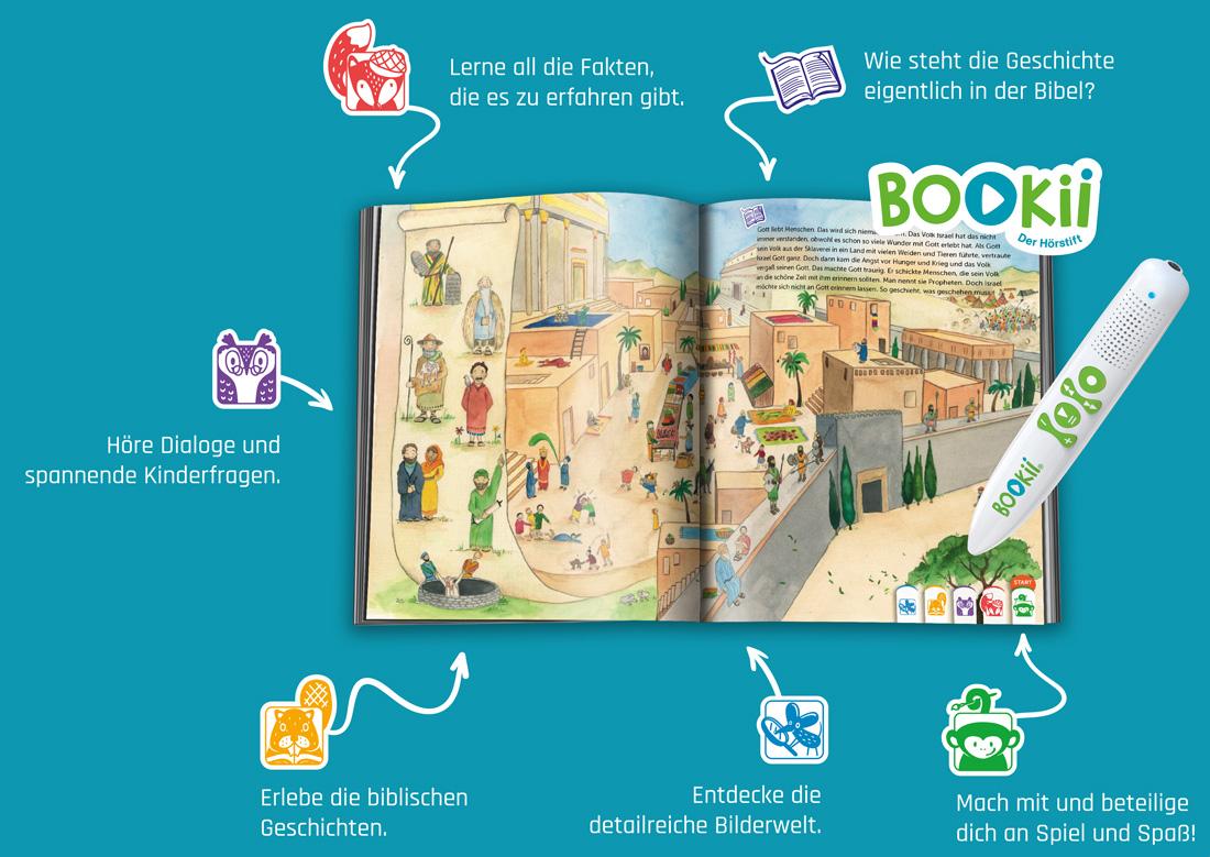 BOOKii Bücher