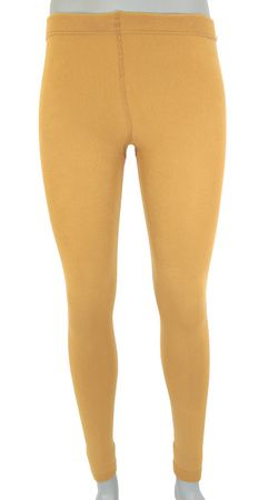 Damen Kinder Thermo Legging – Bild 5
