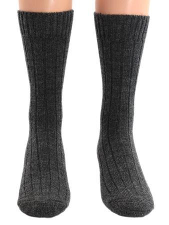 Damen Kaschmir Cashmere Socke – Bild 6