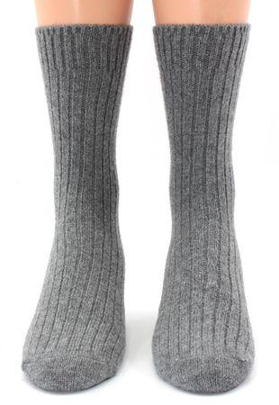Damen Kaschmir Cashmere Socke – Bild 4