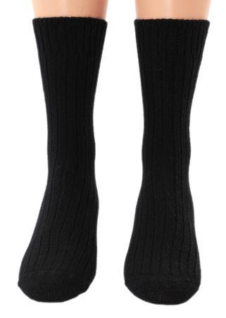 Damen Kaschmir Cashmere Socke – Bild 5