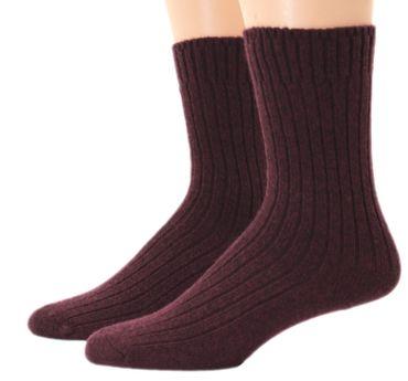 Damen Kaschmir Cashmere Socke – Bild 8