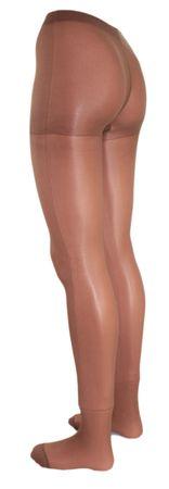Damen Strumpfhose 20 DEN Übergröße Feinstrumpfhose – Bild 11