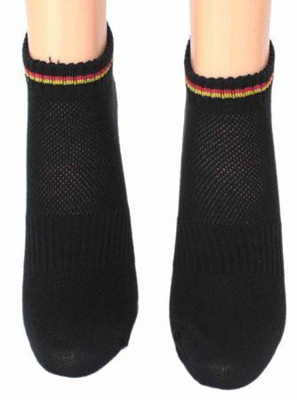 Kinder Damen Herren Socken Funktionssocken Sneaker 98% kbA-Baumwolle – Bild 2