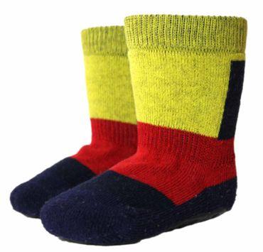 Baby Kinder Socken mit ABS Sockenschuh  – Bild 6