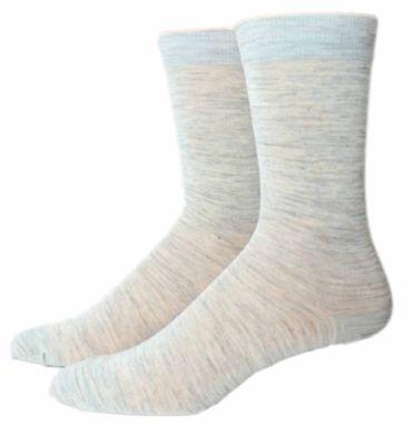 Damen Herren Socken mit Wolle und Seide – Bild 2