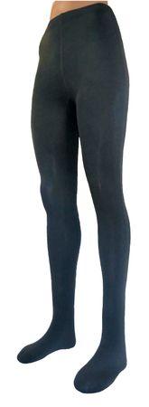 Damen Strumpfhose mit Komfortzwickel 98% Baumwolle B-Ware – Bild 3