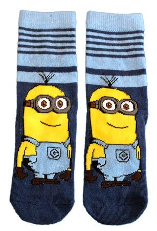 Kinder Socken Minions Jungen – Bild 1