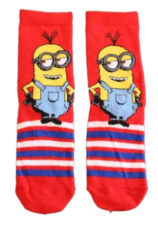 Kinder Socken Minions Jungen – Bild 3