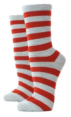 Kinder Damen Herren Socken Ringel mit Kaschmir – Bild 2