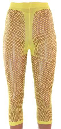 Damen Leggings Netz mit T-Band 7/8 Länge – Bild 4