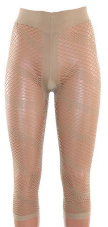Damen Leggings Netz mit T-Band 7/8 Länge uni – Bild 2