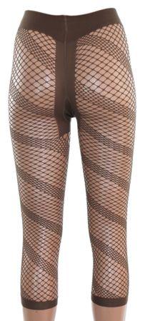 Damen Leggings Netz mit T-Band 7/8 Länge uni – Bild 11