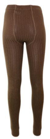 Damen Leggings Legging 3:1 Rippe – Bild 5