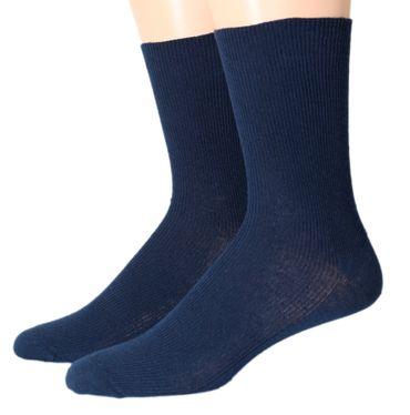 Herren Socken 1:1 Rippe ohne einschneidenden Gummi – Bild 3