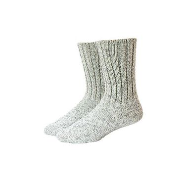 Damen Herren Wollsocke Tweed 41/42 super warum
