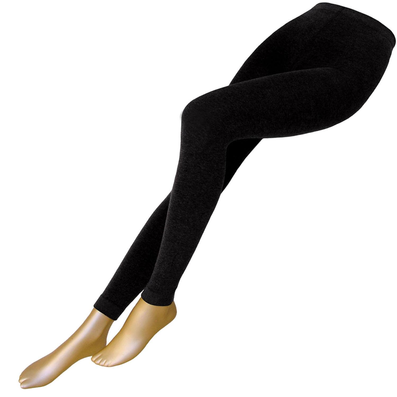 damen thermo leggings schwarz strumpfwaren damen damen legging. Black Bedroom Furniture Sets. Home Design Ideas