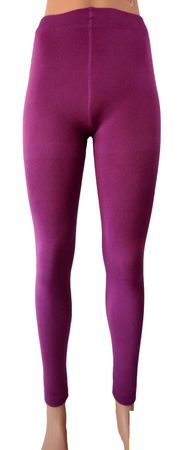 Damen Thermo Strickleggings – Bild 1